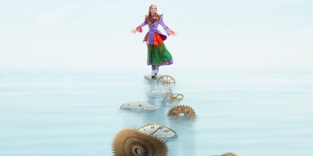 Disney обнародовала тизер «Алисы вЗазеркалье»