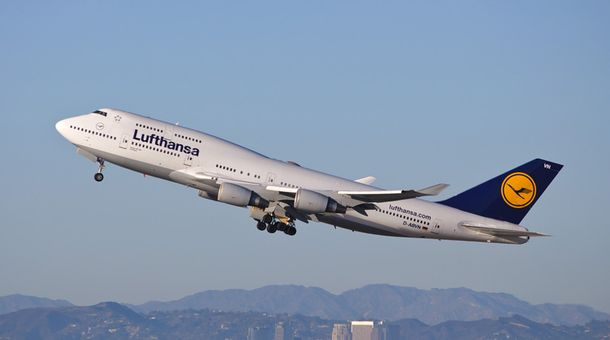 Lufthansa иAir France прекращают полеты над Синаем