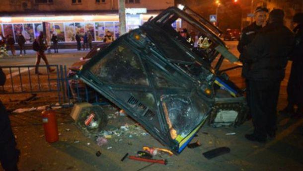 Аварія в Житомирі