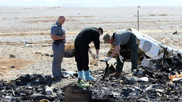 У «Когалимавіа» назвали свою версію катастрофи літака в Єгипті