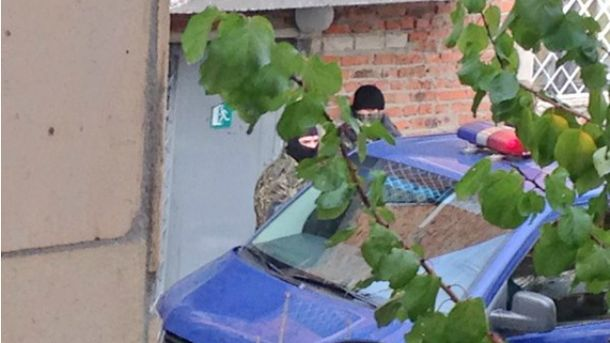 Корбана привезли у суд Чернігова