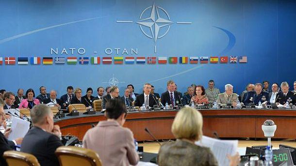 Засідання міністрів оборони країн-членів НАТО