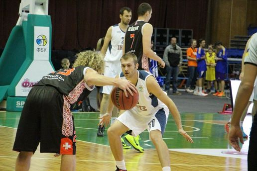 Чемпионат Украины по баскетболу