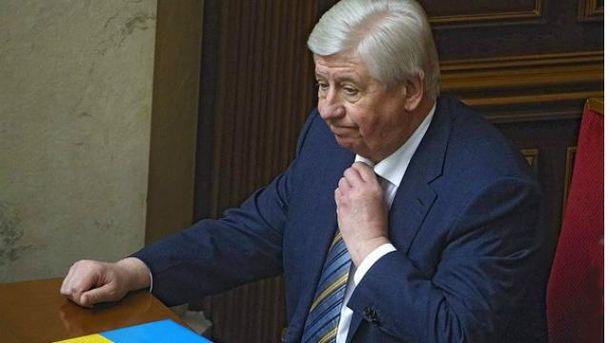 Виктор Шокин