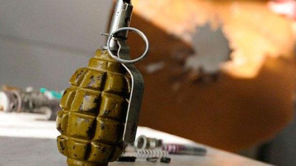 У двір адвоката кинули гранату