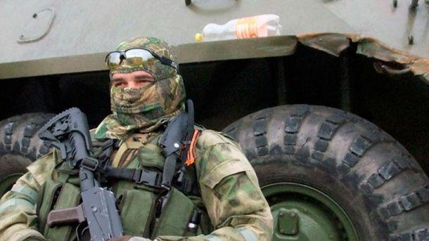 В Донецке столкновения