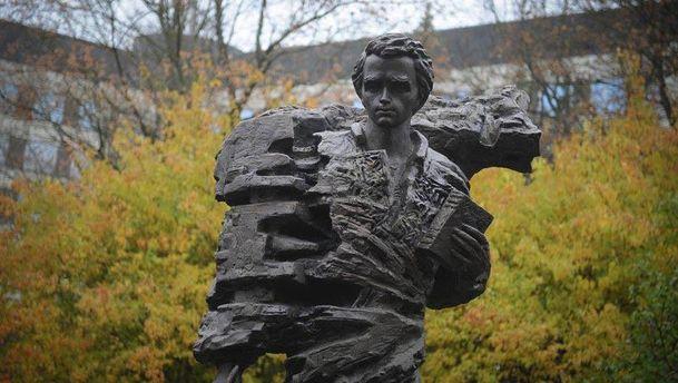 Монумент Тарасові Шевченку
