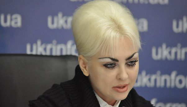 Жанна Усенко-Чорна