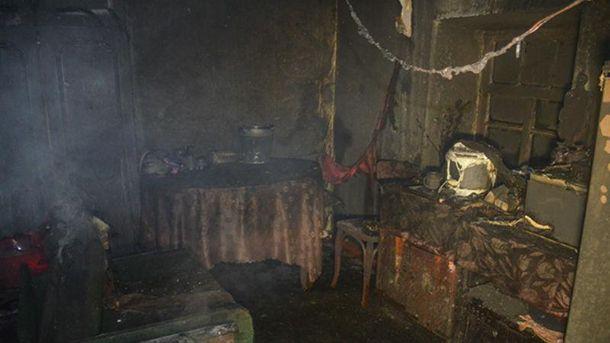 Трое маленьких детей сгорели заживо в Николаевской области
