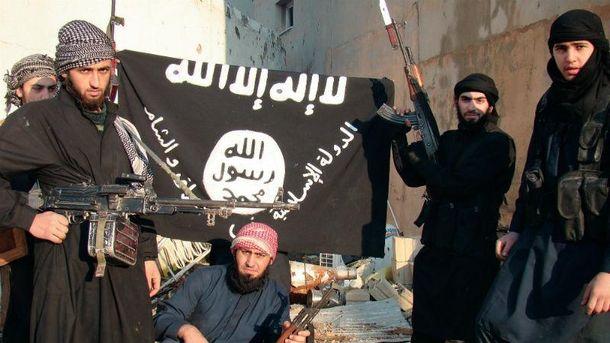 Террористи ИГИЛ
