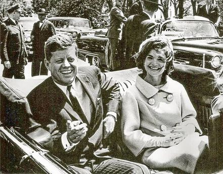 Як застрелили президента Кеннеді