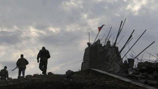 Штаб АТО: Урайоні Майорська бойовики штурмували українські позиції