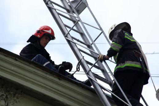 Робота пожежників
