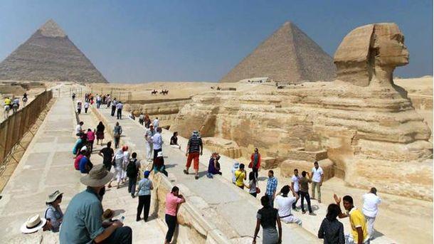 МЗС закликає українців нелетіти в Єгипет