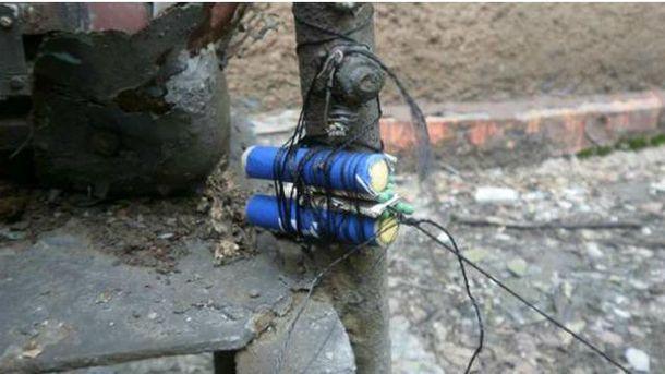 Террористы взорвали электроподстанцию
