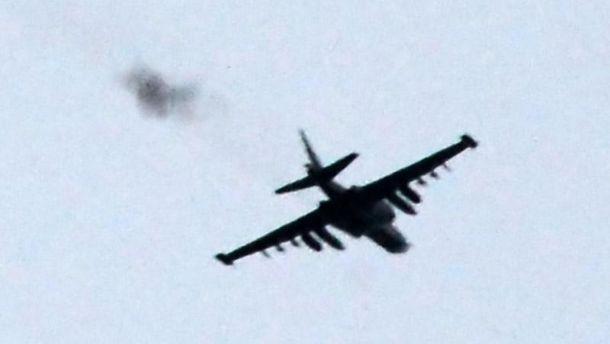 Су-25 (ілюстрація)