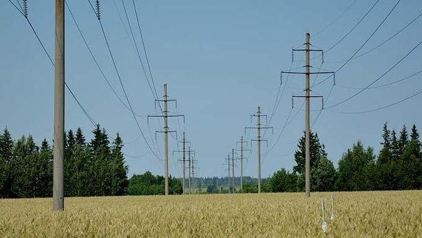 Лінії енергопередач