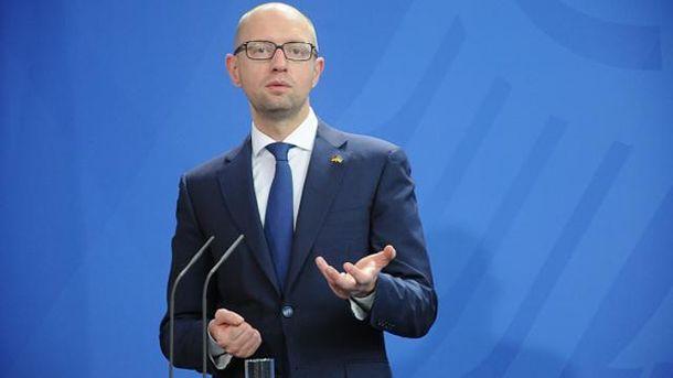 Яценюк: Або Росія піде нареструктуризацію боргу, або неотримає гроші