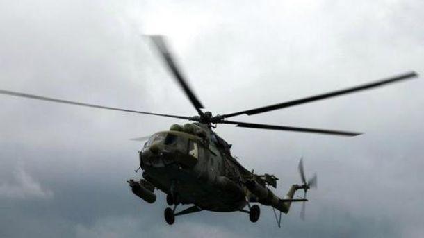 В Словакии разбился украинский вертолет: есть жертвы