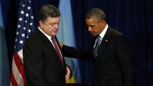 Обама не приедет в Украину, — нардеп