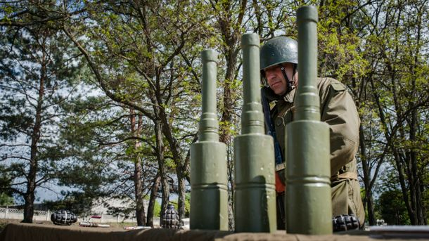 В.Селезнев: Четверть мобилизованных военных готовы стать контрактниками ВСУ