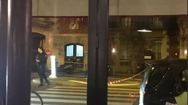 Стрілянина у Парижі