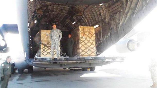 Радары США уже в Украине