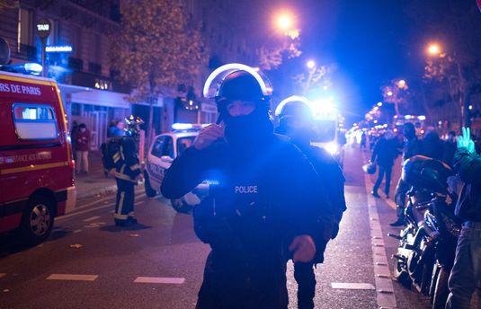 Теракт у Парижі