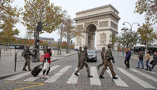 Париж після терактів