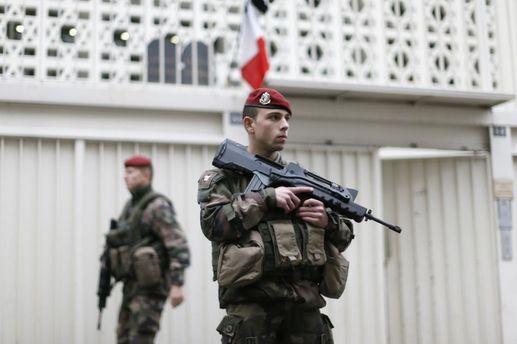 Розслідування терактів у Парижі
