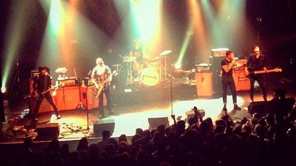 Концерт группы Eagles of Death Metal