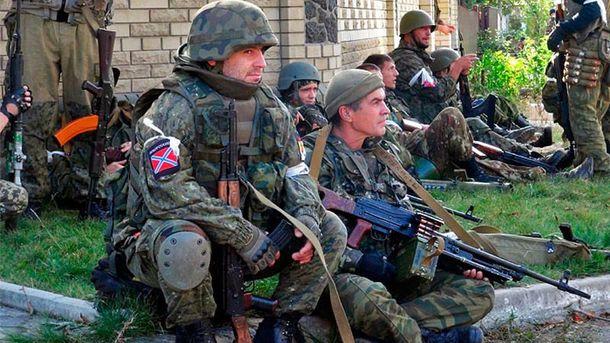 Задень бойовики понад двадцять разів відкривали вогонь