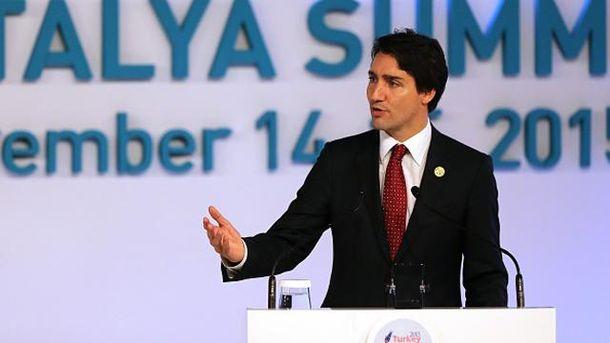 Новий прем'єр Канади звернувся з жорсткою заявою до Путіна