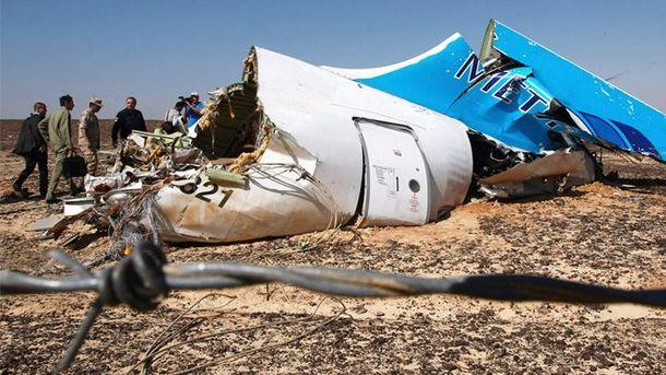 Глава ФСБРФ: Російський літак А321 розбився через теракт