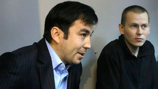 Євген Єрофеєв та Олександр Александров