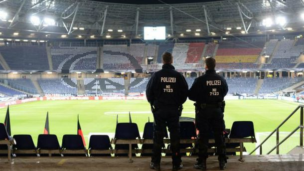 Стадион в Ганновере
