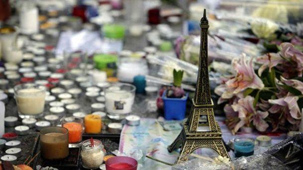 Француз обратился к террористам