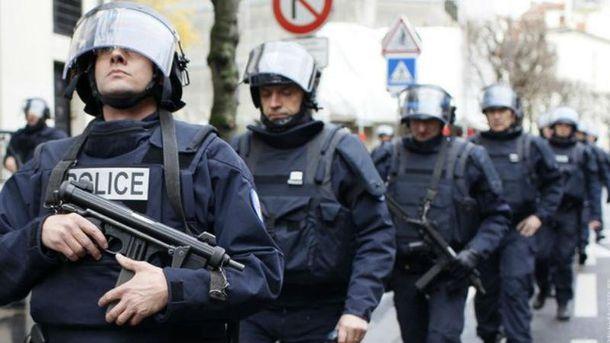 Парижские полицейские