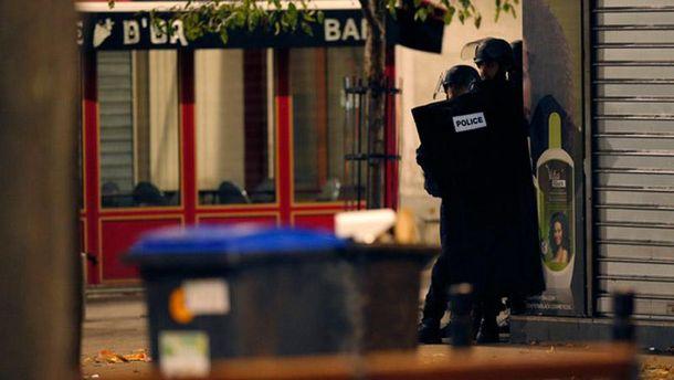 Спецоперация в Париже