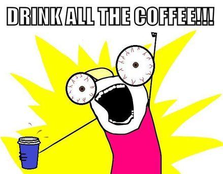 Позитивний ефект пов'язаний з  біоактивними речовинами, що містяться в зернах кави