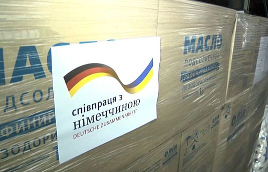 Германия предоставит переселенцам из Донбасса значительную помощь