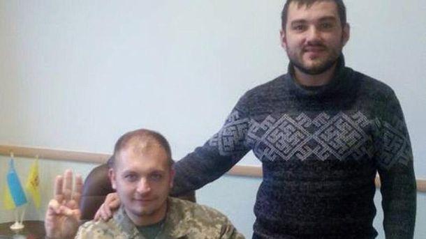 Семеніхін та Андрійко