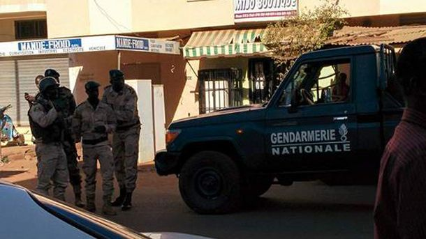 Малийские правоохранители