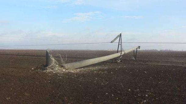 Укренерго: Крим можуть відключити від електроенергії
