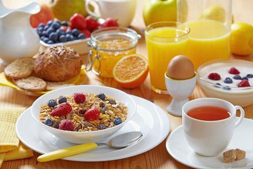 Корисний сніданок