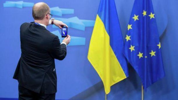 Угоду про асоціацію з Україною ратифікували всі країни
