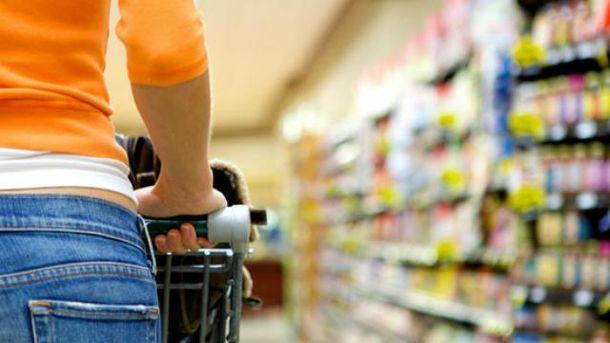 Поход в супермаркет