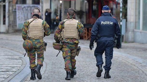 Загроза терактів у Бельгії