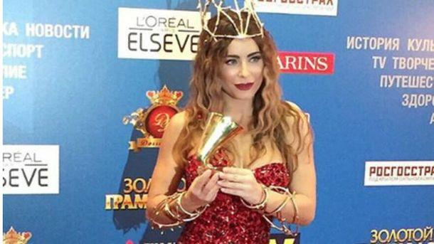 Українські зірки отримали російські нагороди