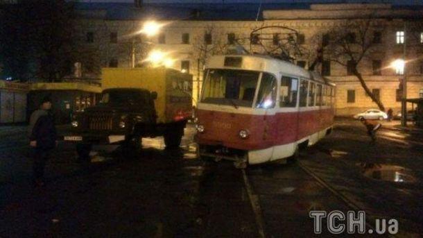 Трамвай без колес
